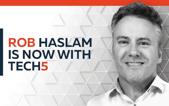 TECH5 Teams Up with Rob Haslam as Strategic Adviser for the T5-IDencode Digital ID Platform.