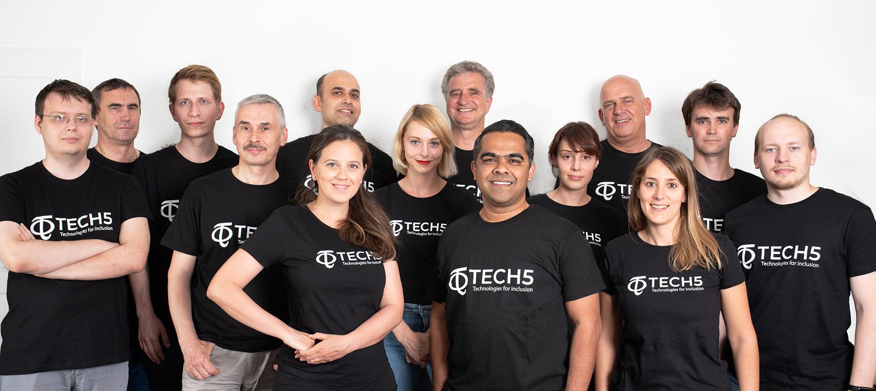 tech5 team