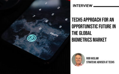 TECH5 Approach for an Opportunistic Future in the Global Biometrics Market